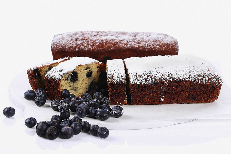Blueberry Cake - Bake With Me