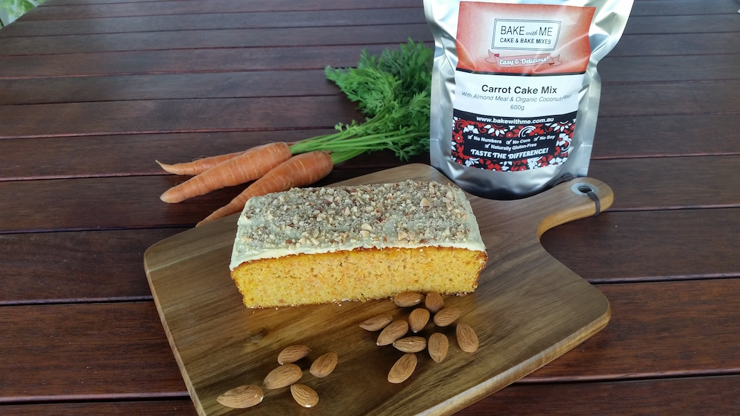 Carrot Cake 3 - Bake With Me copy