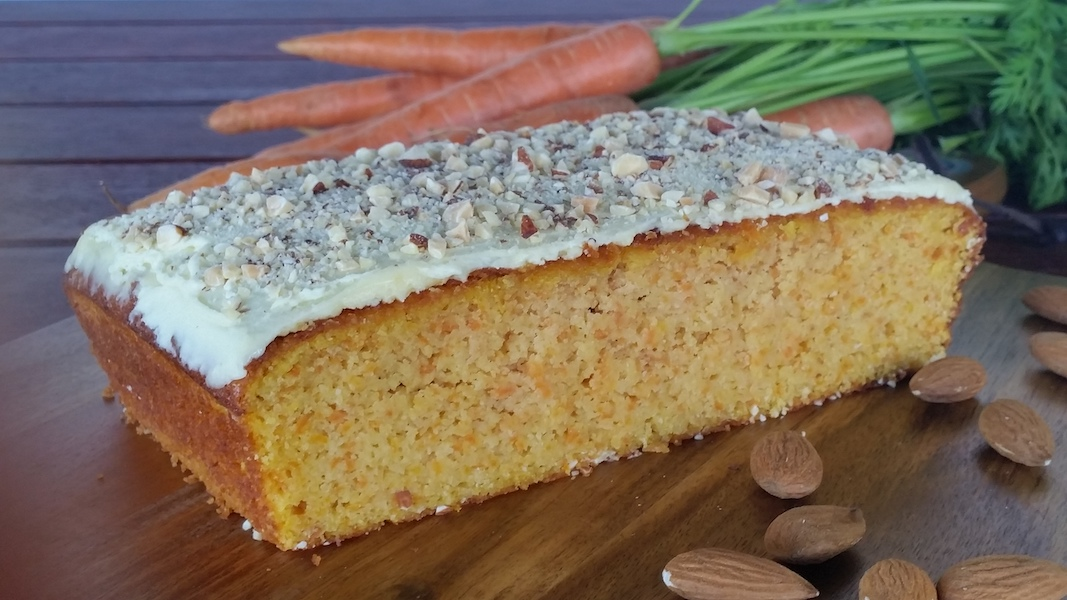 Carrot Cake - Bake With Me copy