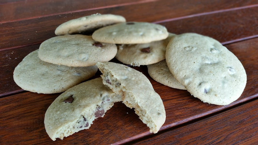 Chocolate Chip Cookies 2 - Bake With Me copy