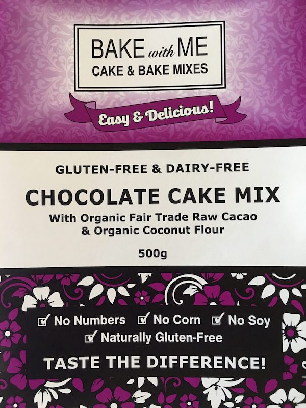 Label FF Chocolate Cake Mix - Bake With Me copy